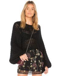 Raga - Candace Crochet Knit Sweater - Lyst