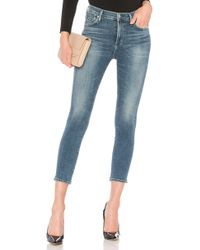 Citizens of Humanity - Cropped Rocket - Lyst