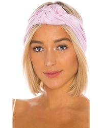 Jennifer Behr Marin Turban - Pink