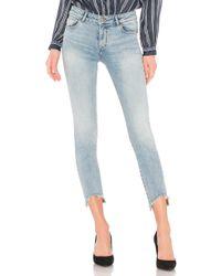 DL1961 - Margaux Ankle Skinny Jean In Denim Light - Lyst