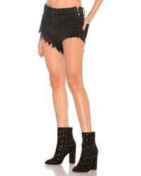 One Teaspoon - Brandos Relaxed Fit Short - Lyst