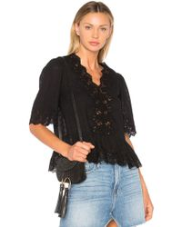 Ulla Johnson - Hedda Blouse - Lyst