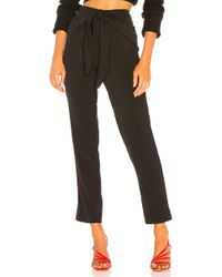 House of Harlow 1960 - X Revolve Tabitha Pant In Black - Lyst
