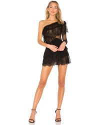 House of Harlow 1960 - X Revolve Aries Dress In Black - Lyst