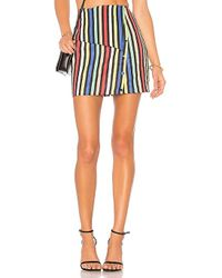 House of Harlow 1960 - X Revolve Alonso Skirt In Black - Lyst