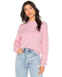 Free People - Too Good Pullover In Pink - Lyst
