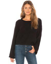 BB Dakota - Jack By Bb Talk Sweater In Black - Lyst