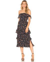 Tularosa - Lily Dress In Black - Lyst