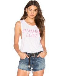 Private Party - Summer Love Tank - Lyst