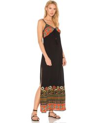 Band Of Gypsies - Cabo Maxi Dress - Lyst