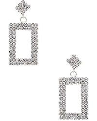 Frasier Sterling - Sweet & Sour Earrings In Metallic Silver. - Lyst