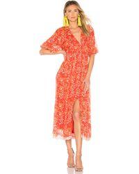 Hemant & Nandita - Dawn Maxi Dress - Lyst