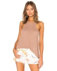 Free People - Long Beach Tank - Lyst