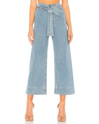 Apiece Apart - Denim Merida Pant - Lyst