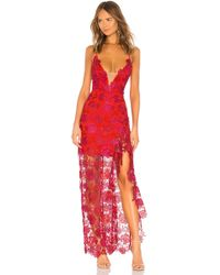Lovers + Friends - Tarron Gown - Lyst