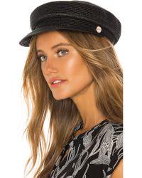 Seafolly - Shady Lady Sailor Hat - Lyst