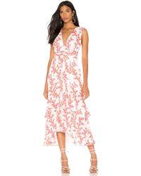 Keepsake - Fallen Dress In White - Lyst