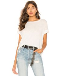 Mother - The High Sparrow Crop Top - Lyst