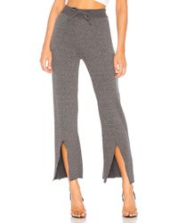 LNA - Ellis Sweatpant In Gray - Lyst
