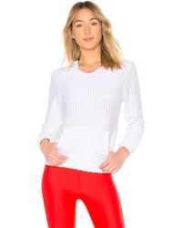 Lanston - Sport Dane Pullover In White - Lyst