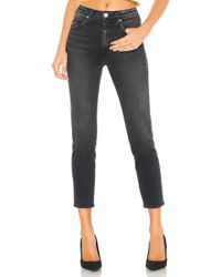 AMO - High Rise Stix Crop - Lyst