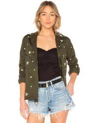 Joie - Hayfa Jacket In Army - Lyst