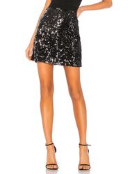 Sanctuary - Ready For The Night Sequins Mini Skirt - Lyst
