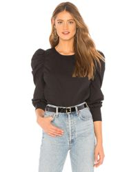 Joie - Natharia Top In Black - Lyst