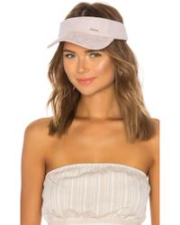 Don - Visor In Pink. - Lyst