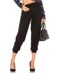 360cashmere - Serene Sweatpant In Black - Lyst