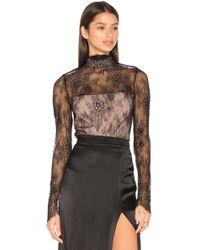 StyleStalker - Allende Bodysuit - Lyst