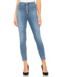 J Brand - Natasha Sky High Crop Skinny. Size 27,28,29. - Lyst