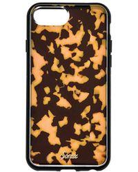 Sonix - Brown Tortoise Iphone 6/7/8 Case In Brown. - Lyst