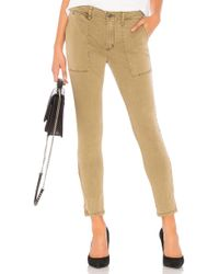 Sanctuary - Fast Track Zip Chino In Green - Lyst