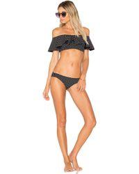 Lisa Marie Fernandez - Mira Flounce Bikini Set - Lyst