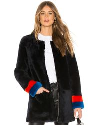 Kule - The Westchester Lamb Fur Coat - Lyst