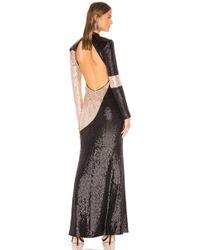 Rachel Zoe - Genevieve Gown (black/champagne) Women's Dress - Lyst