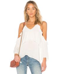 PAIGE - Luciana Top - Lyst