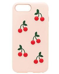 Sonix - Patent Cherry Iphone 6/7/8 Plus Case - Lyst