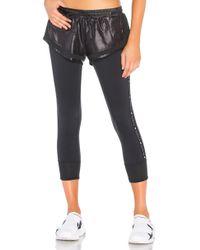 adidas By Stella McCartney - Performance Essentials Short Over Legging In Black - Lyst