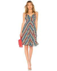 House of Harlow 1960 - X Revolve Ophelia Dress In Red - Lyst