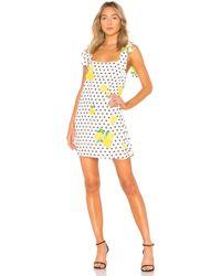 Lovers + Friends - Jen Mini Dress - Lyst