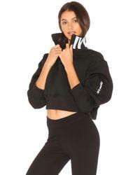 Ivy Park - Zip Up Pullover - Lyst