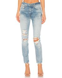GRLFRND | Karolina High-rise Skinny Jean | Lyst