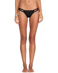 Vitamin A - Neutra Hipster Bottoms In Black - Lyst