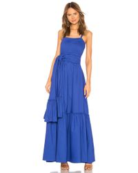 Alexis - Ophira Dress In Royal - Lyst