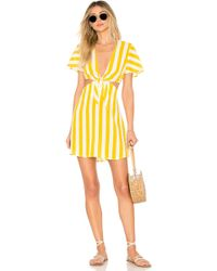 Beach Riot - X Revolve Charlotte Dress In Yellow - Lyst
