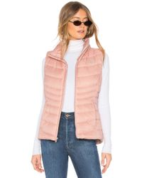 The North Face - Aconcagua Vest Ii In Pink - Lyst