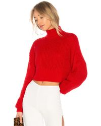Lovers + Friends - X Revolve Union Sweater - Lyst