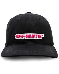 Off-White c/o Virgil Abloh - Logo Cap - Lyst